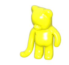 Sugar Baby Jjelly : 3D animated ver.01 sticker #14502811