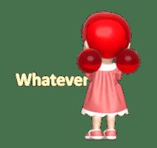 Sugar Baby Jjelly : 3D animated ver.01 sticker #14502812