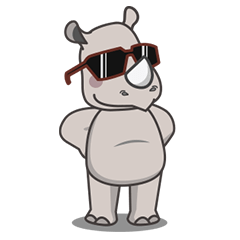 Baba The Rhino