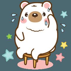 Mr.Boo Cutie bear +
