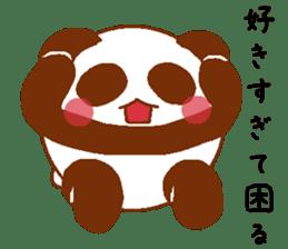 Love Peta[Panda] sticker #14517926