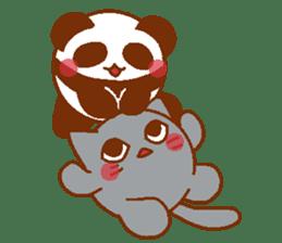 Love Peta[Panda] sticker #14517931