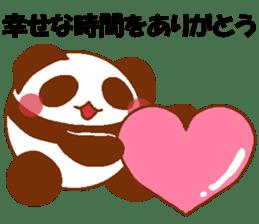 Love Peta[Panda] sticker #14517937