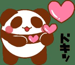 Love Peta[Panda] sticker #14517942