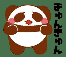 Love Peta[Panda] sticker #14517943