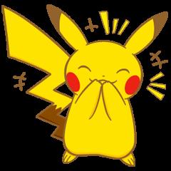 สติ๊กเกอร์ไลน์ Pokémon Part 2