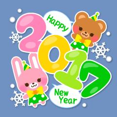2017 New Year!!!