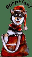 Shiba Inu Sisters and friends - 4 sticker #14536066