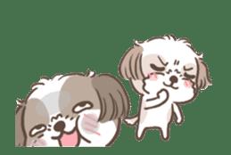 King & Bow 4 (Lovely Shih Tzu) sticker #14536721