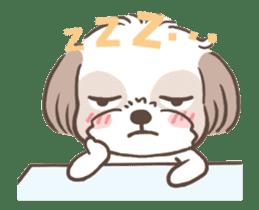 King & Bow 4 (Lovely Shih Tzu) sticker #14536724