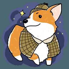 Detective Corgi