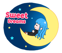 Tuckky Little Witch sticker #14544000