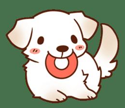 tibi taremimi inu sticker #14544890