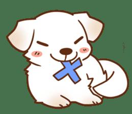 tibi taremimi inu sticker #14544891