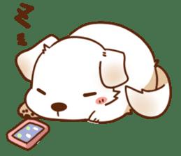 tibi taremimi inu sticker #14544895