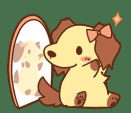 tibi taremimi inu sticker #14544913
