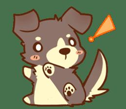 tibi taremimi inu sticker #14544915