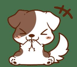 tibi taremimi inu sticker #14544918