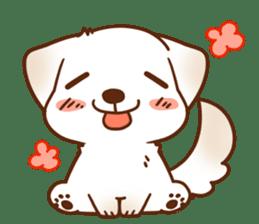 tibi taremimi inu sticker #14544921