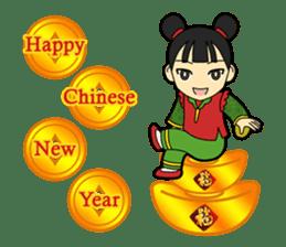 Happy Chinese New Year 2568! sticker #14565787