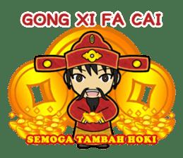 Happy Chinese New Year 2568! sticker #14565788