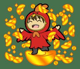 Happy Chinese New Year 2568! sticker #14565789