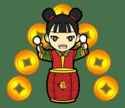 Happy Chinese New Year 2568! sticker #14565790