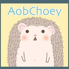 Hedgehog Aob Choey