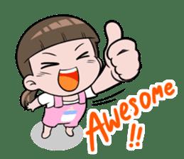 Nom Yen sticker #14567400