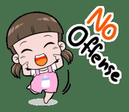 Nom Yen sticker #14567403