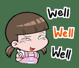 Nom Yen sticker #14567408