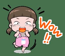 Nom Yen sticker #14567410