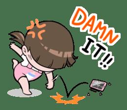 Nom Yen sticker #14567422
