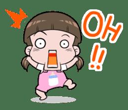 Nom Yen sticker #14567423
