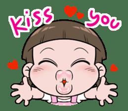 Nom Yen sticker #14567433
