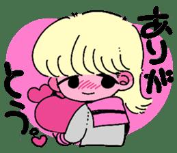 Butabako eruko sticker #14568750
