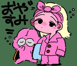 Butabako eruko sticker #14568752