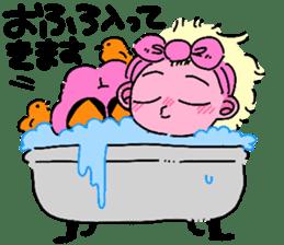 Butabako eruko sticker #14568753