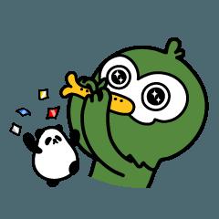 Mr. Kakapo - v1