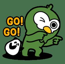 Mr. Kakapo - v1 sticker #14570279