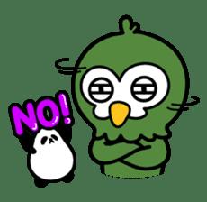 Mr. Kakapo - v1 sticker #14570281