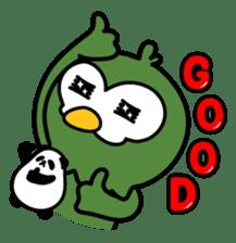 Mr. Kakapo - v1 sticker #14570282