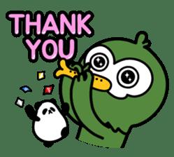 Mr. Kakapo - v1 sticker #14570286