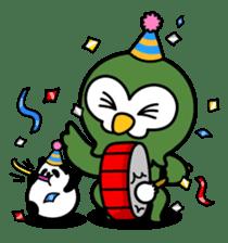 Mr. Kakapo - v1 sticker #14570292