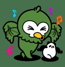Mr. Kakapo - v1 sticker #14570293