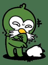 Mr. Kakapo - v1 sticker #14570298