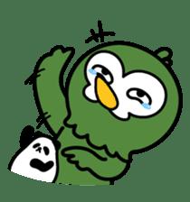 Mr. Kakapo - v1 sticker #14570299