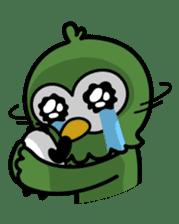 Mr. Kakapo - v1 sticker #14570300