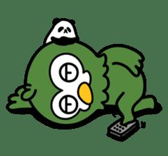 Mr. Kakapo - v1 sticker #14570301