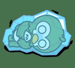 Mr. Kakapo - v1 sticker #14570303